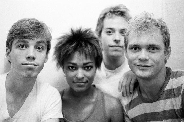 Bam Bam band - Cameron, Bell, Martin, Buttocks